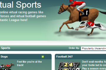 virtual betting