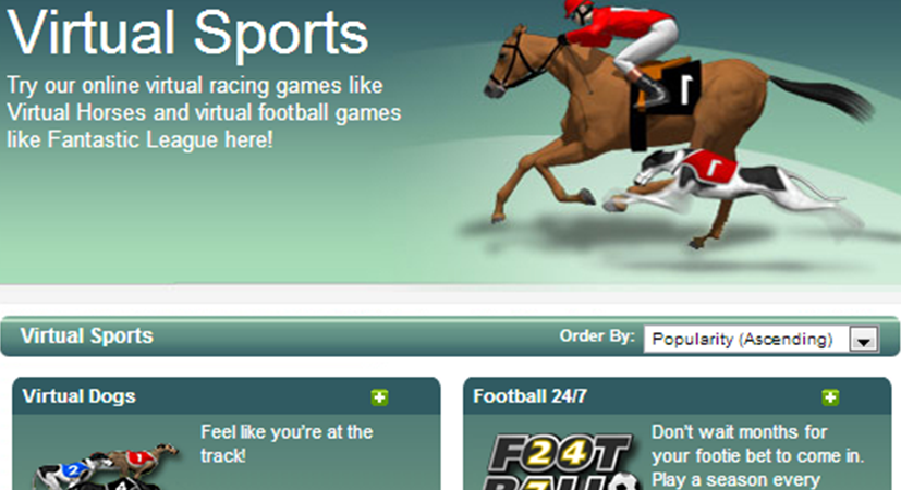 bets virtual betting sites